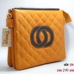 กระเป๋าสะพายข้างแฟชั่นอินเทรนด์ สวย ทันสมัย ส่งฟรีค่ะ!