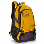 NL01 กระเป๋าเดินทาง สีเหลืองไข่ ขนาดจุสัมภาระ 40 ลิตร