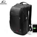 กระเป๋าเป้เดินทาง Kingsons ฺBusiness Backpack - Black