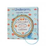 Original Little Baby Cupcake Underarm Cream 50 g ครีมรักแร้ขาว เหมาะสำหรับผู้ที่มีปัญหากลิ่นตัวแรง เหงื่อออกมาก วงแขนดำคล้ำ
