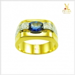 แหวนไพลิน แหวนพลอยไพลิน (สอบถามราคา)