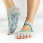 ถุงเท้าโยคะ YKA70-10P โปรโมชั่น 2 คู่ 499 บาท