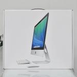 iMac 21.5-inch Intel Quad-Core i5 2.7GHz. Late 2013. New