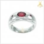 แหวนทับทิมแท้ ราชาแห่งอัญมณี ตัวแทนแห่งความรัก