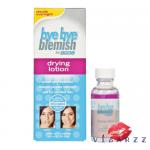 Bye Bye Blemish for Acne Drying Lotion 29.5mL บิวตี้บล็อกเกอร์ต่างประเทศรีวิวกันเพียบ โลชั่นแต้มสิวก่อนนอน เหมาะสำหรับผิวแพ้ง่าย