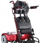 Comfort Standup Wheelchairchair รุ่น LY-ESB220