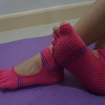 ถุงเท้าโยคะ YKA70-4P โปรโมชั่น 2 คู่ 499 บาท