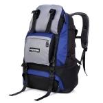 NL16 กระเป๋าเดินทาง สีน้ำเงิน ขนาดจุสัมภาระ 40 ลิตร