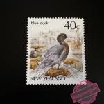 NEW ZEALAND - BLUE DUCK (1987)