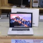MacBook Pro 15-inch Mid2012 Quad-Core i7 2.3GHz RAM 8GB SSD 256GB Nvidia GeForce 650M 512MB FullBox