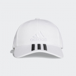 หมวก Adidas Six Panel Classic 3 Stripes Cap - White