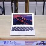 MacBook Air (11-inch, Early 2015) - Core i5 1.6GHz RAM 4GB SSD 128GB