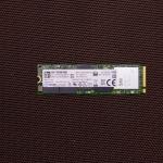 Intel SSD PCIe NVMe SSDPEKK512G7H 512GB Read/Write : 1775 / 560 MB/s