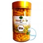 (ขายส่ง 830.-) Nature's King Royal Jelly 1000 mg 365 Capsules คงความอ่อนเยาว์ ให้กับทุกๆ ส่วนของร่างกาย ชะลอความแก่ ให้กับเซลล์ผิว