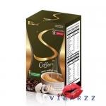 Sye S Coffee 10 ซอง กาแฟแบบพิเศษ นำสารสกัดจาก Morosil สิทธิบัตรจากอิตาลี นวัตกรรมใหม่ของสารสกัดที่ใช้ลดน้ำหนัก กระชับสัดส่วน