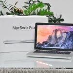 MacBook Pro 13-inch Intel Core i7 2.7GHz. Ram 4GB HDD 500GB Early 2011.
