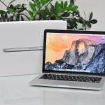 MacBook Pro 13-inch Retina Intel Core i5 2.7GHz. Ram 8GB SSD 128GB Early 2015.
