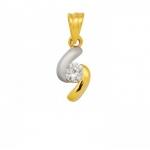 จี้อัลลอยด์หุ้มทองคำแท้กับหุ้มทองคำขาว