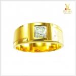 แหวนเพชรแท้ ทองแท้ ท่านชาย(สอบถามราคา)