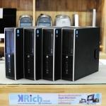 HP Elite 8300 SFF - Core i3 -3220 3.30GHz RAM 4GB HDD 500GB - Windows 7 License + Warranty On-Site 01/11/2017
