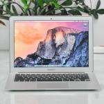 MacBook Air 13-inch Intel Core i5 1.3GHz. Ram 4GB. SSD 128GB. Mid 2013.