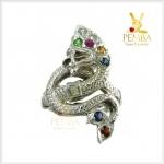 แหวนนพเก้าแท้ พญานาคราช สัญลักษณ์แห่งความยิ่งใหญ่