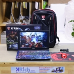MSI GE62-6QD HEROES SPECIAL-EDITION - Core i7-6700HQ 2.6GHz RAM 8GB HDD 1TB GTX960M 2GB Fullbox - Warranty 22-02-2019