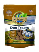 NUTRISOURCE NATURAL PLANET DOG TREATS นูทริซอส เนเชอรัล แพลเน็ท