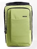 NB02 กระเป๋าทำงาน กระเป๋าโน๊ตบุ๊ค สีเขียว ขนาด 12 ลิตร