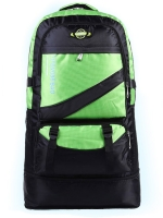 NL18 กระเป๋าเดินทาง สีเขียว ขนาดจุสัมภาระ 60 ลิตร