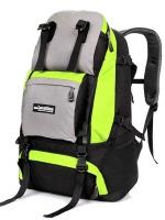 NL16 กระเป๋าเดินทาง สีเขียว ขนาดจุสัมภาระ 40 ลิตร สำเนา