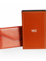 RFID Passport Holder Wallet (Brown) กระเป๋าพาสปอร์ตพร้อมกล่องพรีเมี่ยม (สีน้ำตาล)