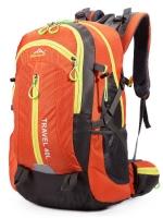 NL09 กระเป๋าเดินทาง สีส้ม ขนาดจุสัมภาระ 40 ลิตร