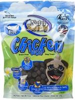 NUTRISOURCE CHICKEN BITE GRAIN FREE นูทริซอส ขนมสุนัข สูตรไก่ ไม่มีธัญพืชก่อการแพ้ บำรุงขน