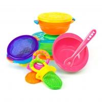 กระติกน้ำ จาน ชาม ช้อนส้อม & อุปกรณ์รับประทานอาหารสำหรับเด็กจากทั่วโลก