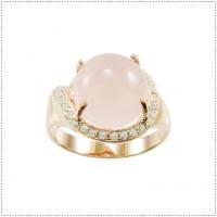 แหวนโรสควอตซ์ (Rose Quartz)