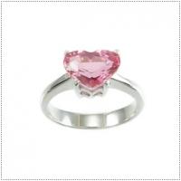 แหวนพลอยทัวร์มาลีน (อัญมณีประจำเดือน ตุลาคม)