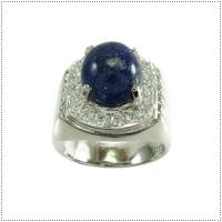 แหวนลาพิสลาซูลี (Lapis Lazuli)