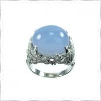 แหวนคาลซิโดนี (Chalcedony)
