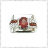 แหวนสเปสซาร์ไทต์ (Spessartite Garnet)
