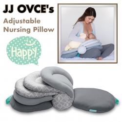 หมอนให้นมแบบปรับระดับได้ JJ Ovce Elevate Adjustable Nursing Pillow