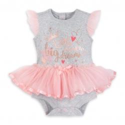 ชุดบอดี้สูทสำหรับเบบี๋ตัวน้อย Disney Princess Tutu Cuddly Bodysuit for Baby