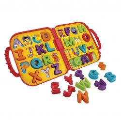 ชุดกระเป๋าตัวอักษรภาษาอังกฤษ Hasbro Playskool Friends Sesame Street Elmo's On the Go Letters