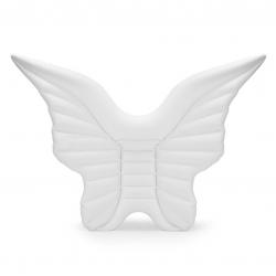 พูลโฟลทแฟนซี Pool Float Angel Wings (White)