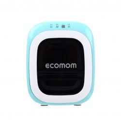 ตู้อบแห้งกำจัดเชื้อโรคด้วยรังสียูวี ecomom รุ่น UV Sterilizer and Dryer with ANION (Blue)