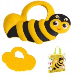 ยางกัดสุดหนึบปลอดสารพิษ SILLI CHEWS (Buzz Bee)