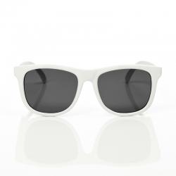 แว่นกันแดดสำหรับเด็ก Hipsterkid Polarized Baby Opticals (White)