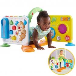 ชุดกิจกรรมเสริมพัฒนาการสำหรับเด็กเล็ก Fisher-Price Laugh & Learn Crawl-Around Learning Center