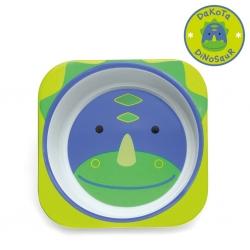 ชามอาหารสำหรับเด็ก Skip Hop รุ่น Zoo Bowls (Dinosaur)