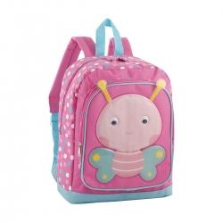 *ตำหนิ* กระเป๋าเป้สะพายหลังสำหรับเด็ก Kmart Kids Backpack (Butterfly)